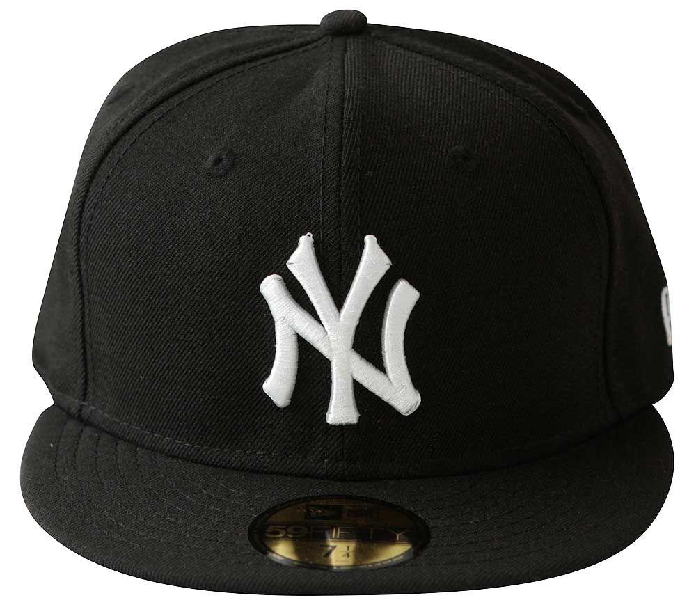 BLACK SOUL BRASIL - Boné New Era aba reta 5950 59Fifty New York Yankees  Basic Color 9597785930d