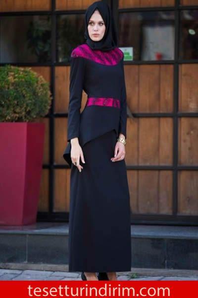 79759bb50c51a Modanisa – Tavin 2015 Kışlık Elbise Modelleri #Modanisa #Tavin #tavin elbise  #tavin