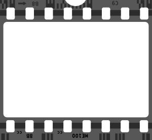 Free Svg File Film Strip Clip Art Scan N Cut Film Strip