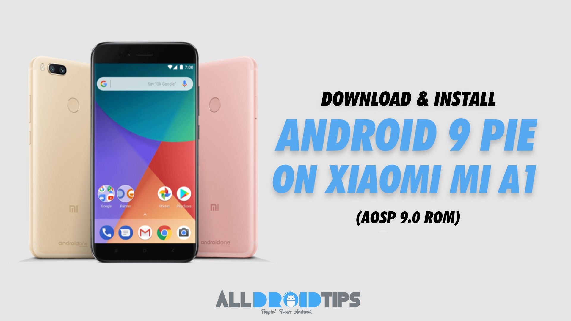 Android 9 0 Pie Update for Mi A1  Here's how to Install Android 9
