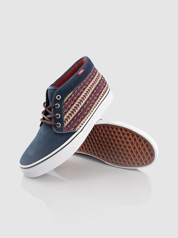 vans chukka high
