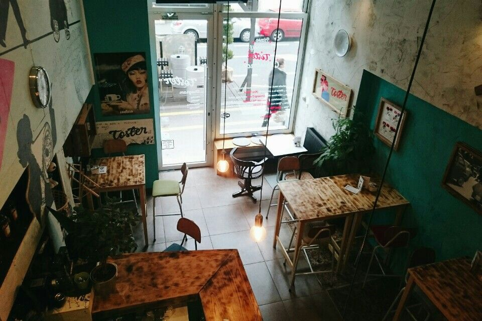 Toster Coffee Gifts Gift Shop Four Square