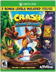 Crash Bandicoot N Sane Trilogy 39 99 With Images Crash