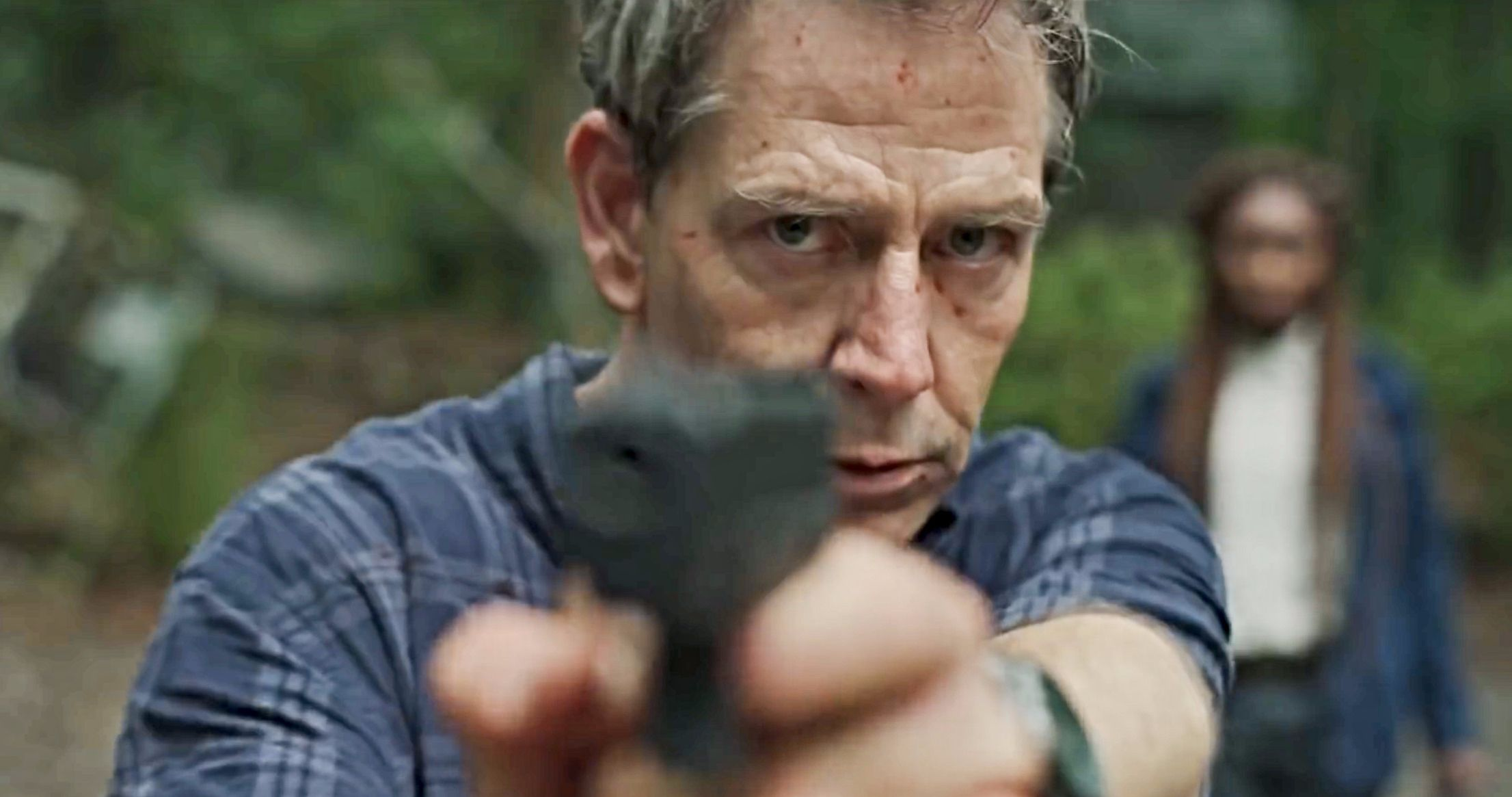 Stephen King's 'The Outsider' Trailer Ben Mendelsohn