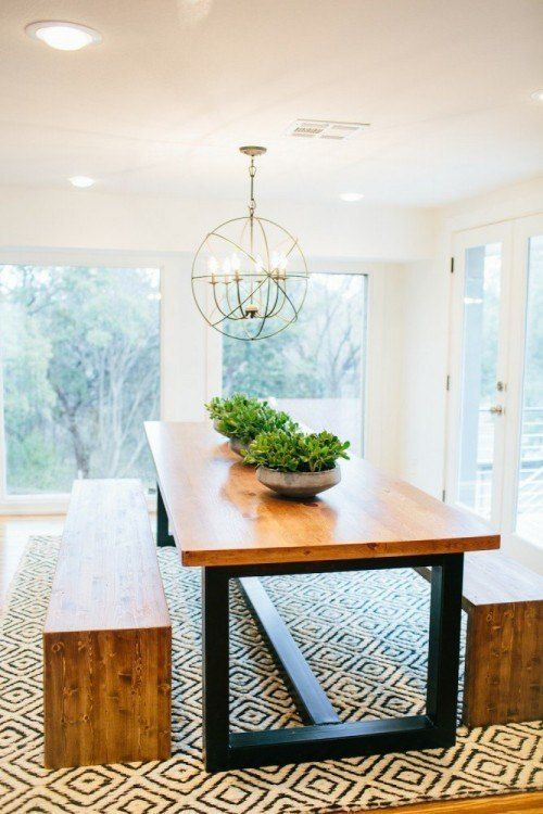 Best 25 Dining Bench With Back Ideas On Pinterest Bench