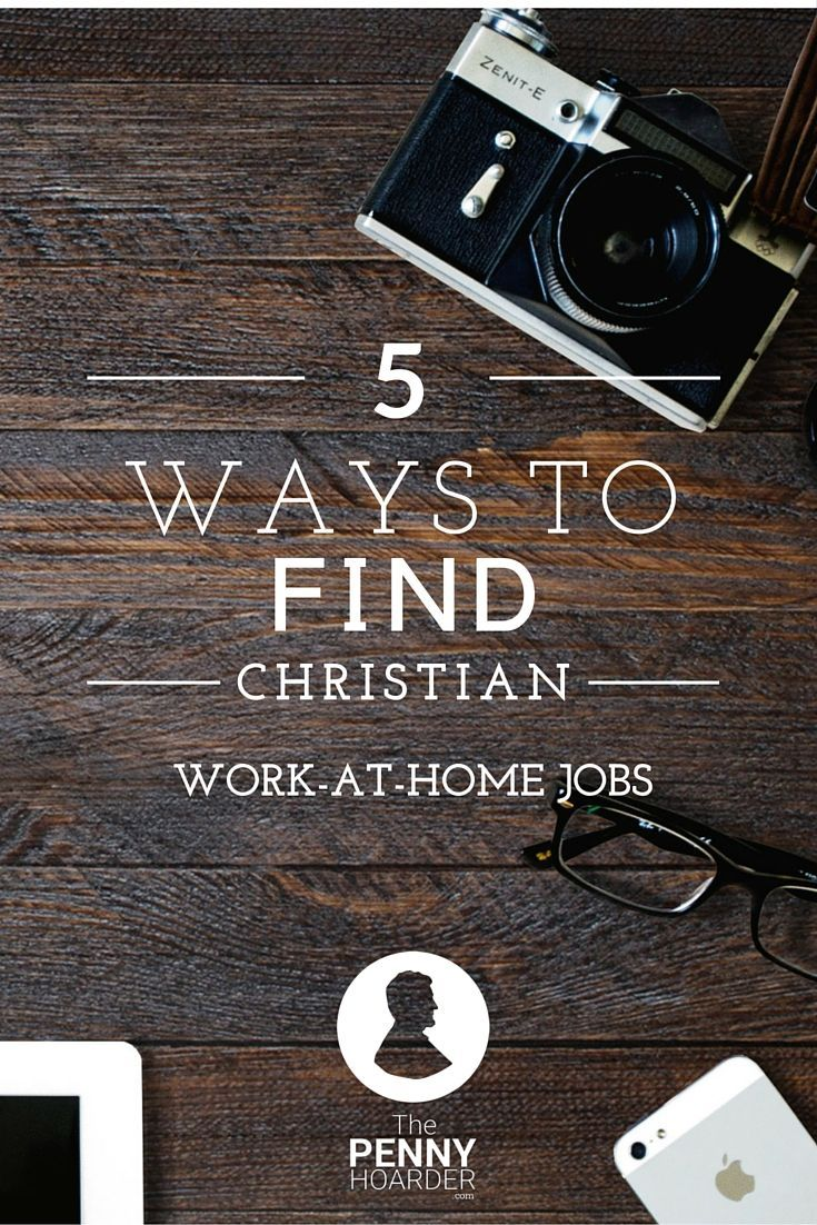 Looking for Faith-Based Work? 5 Ways to Find Christian Work