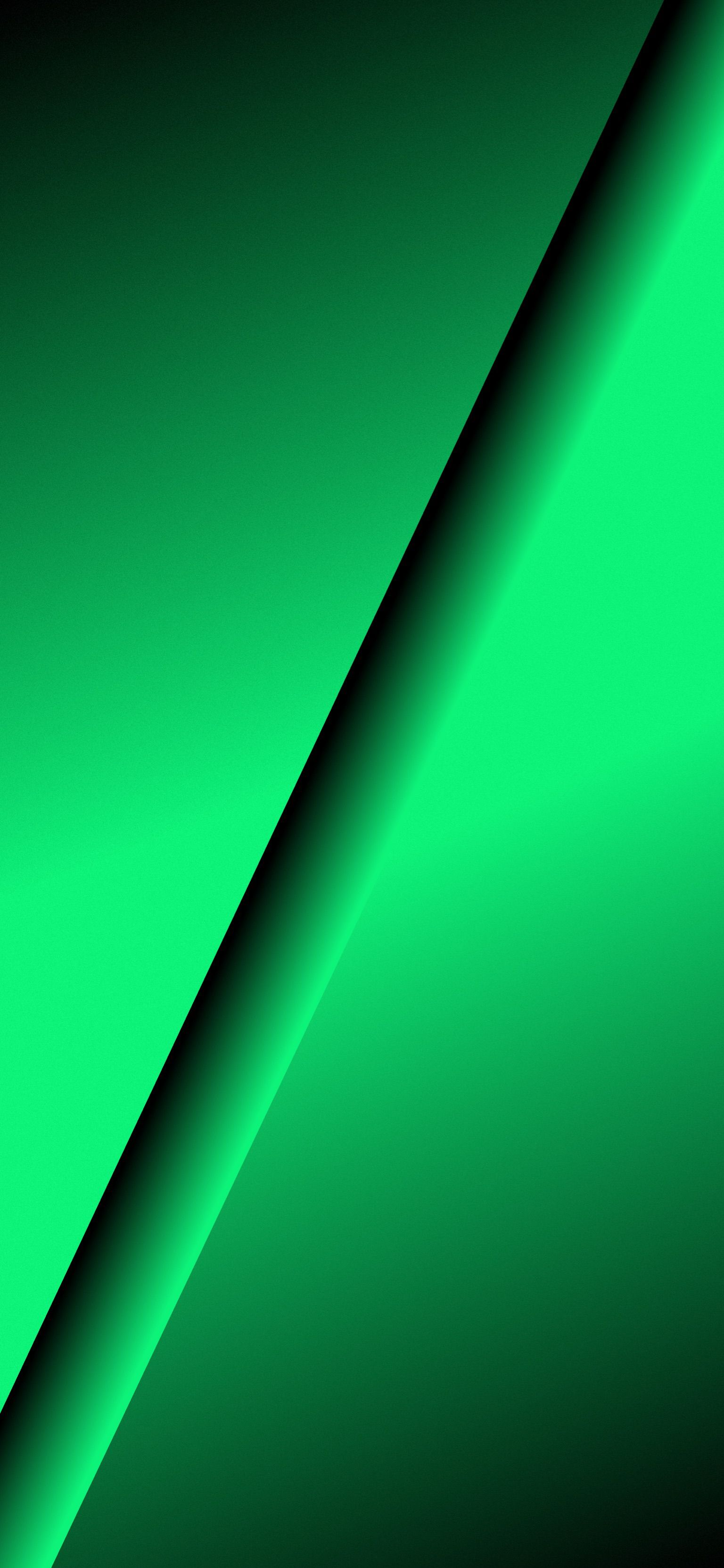 Green iPhone Wallpaper in 2019 Iphone background