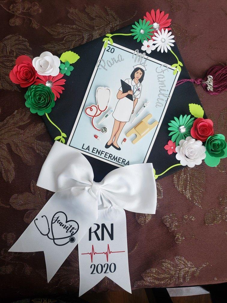 Mexican Graduation Cap Graduation Cap Decoration College Graduation Cap Decoration Nurse Graduation Cap Designs