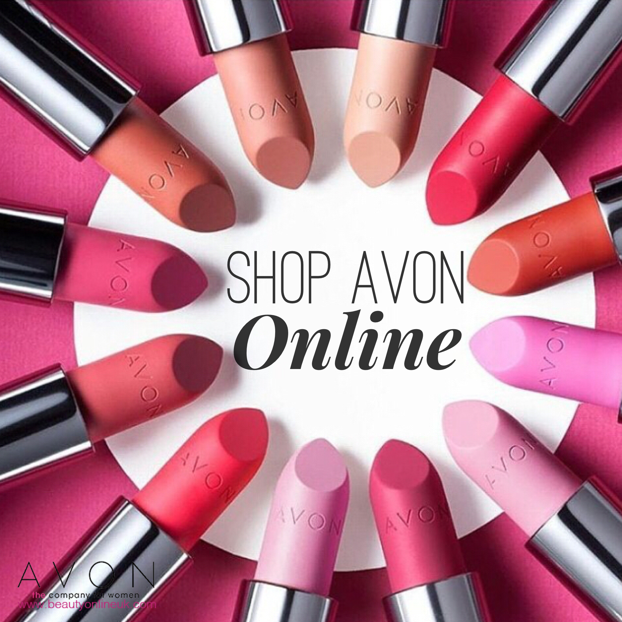 Beauty Online UK Shop for Avon Online, or for discounts