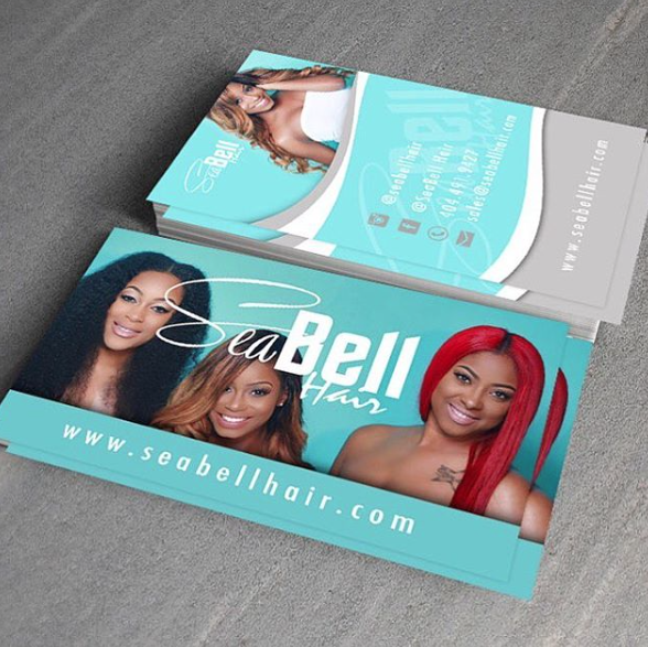 Hair Extensions Business Cards Designed By Dt Webdesigns Business Hairstyles Hair Business Cards Hair Extensions