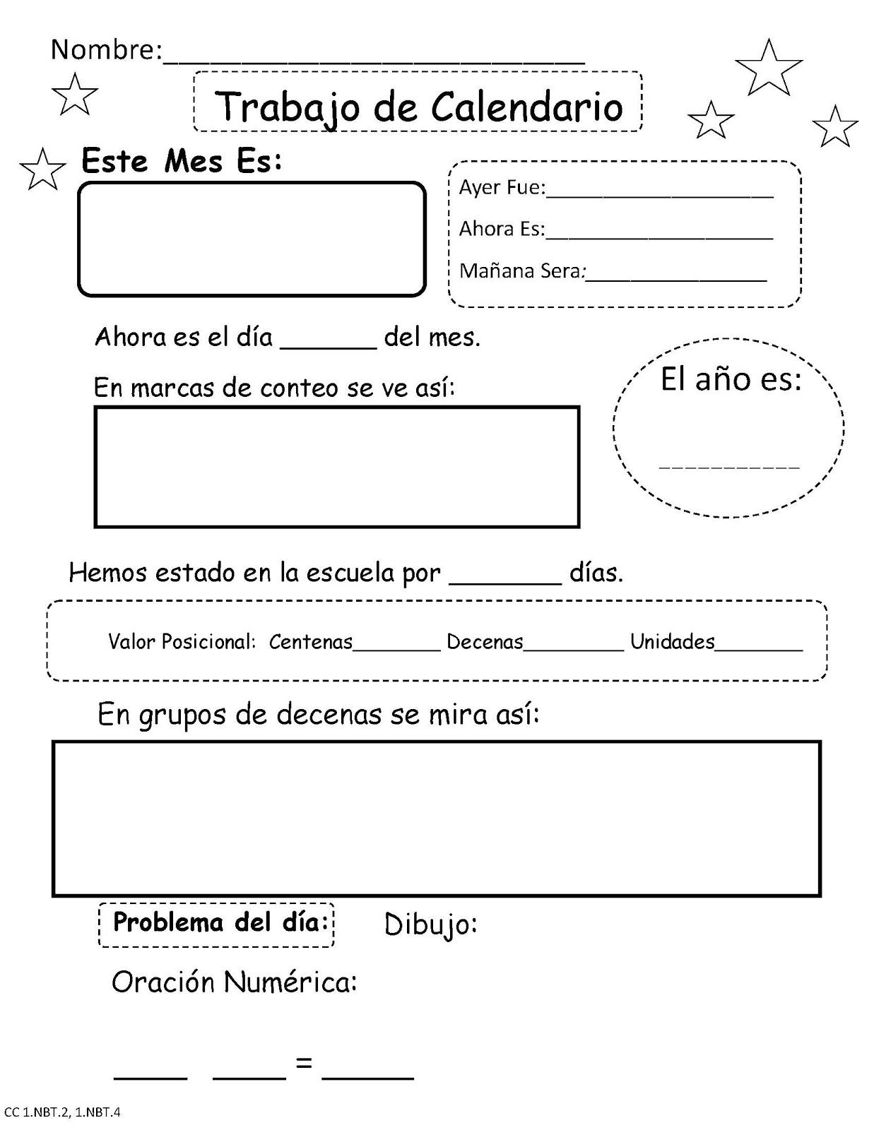 10th Grade Spanish Worksheets   Printable Worksheets and Activities for  Teachers [ 1600 x 1237 Pixel ]