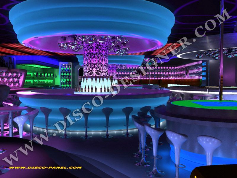 Online Store For Nightclub Designs  Unique Nightclub Design Ideas.