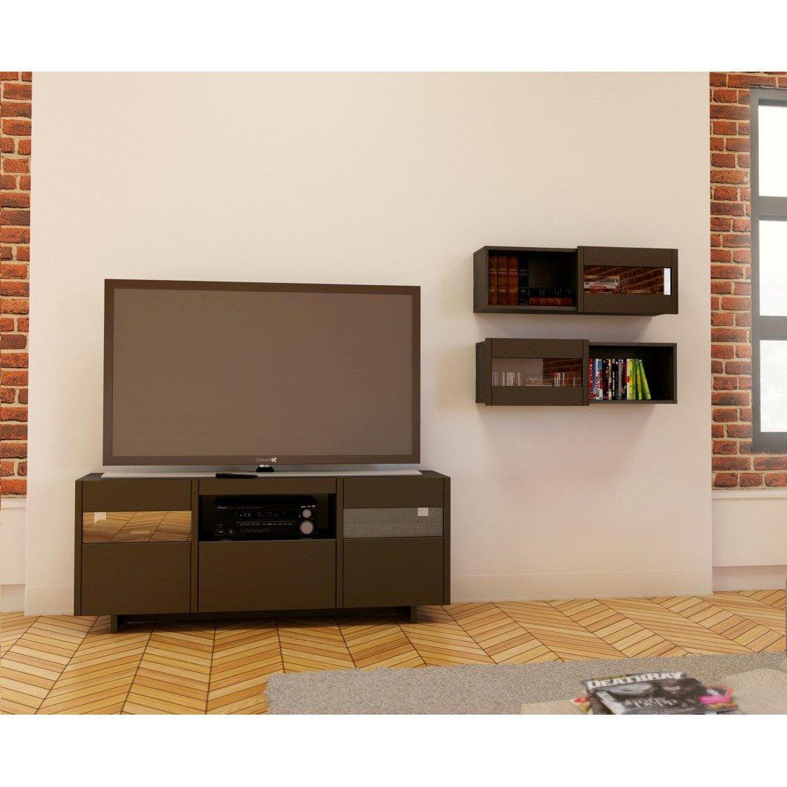 "Nexera 400530 Nuance 60"" TV Stand Kit"