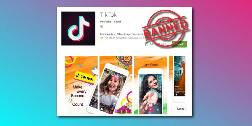 TikTok Faces Complete Ban in India; SC Orders to Pull Down