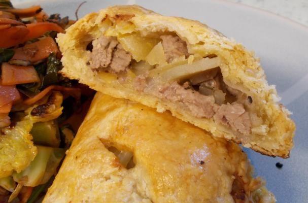 Cornish Pasties Now With Suet Pastry Recipe Cornish Pasties Cooking Pasties Recipes