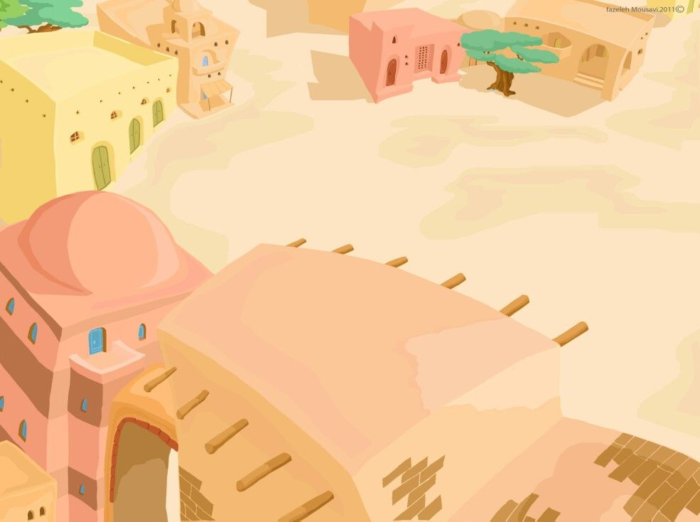 #background #animation #oldPersianVillage