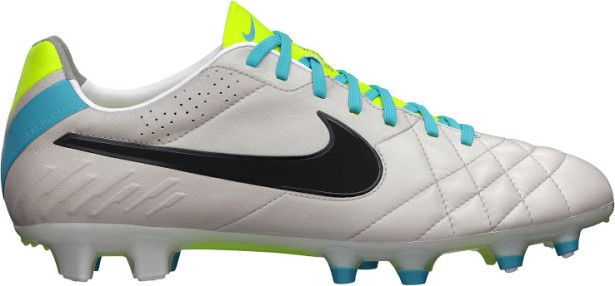 Nike Tiempo Legend IV Light Bone/Yellow