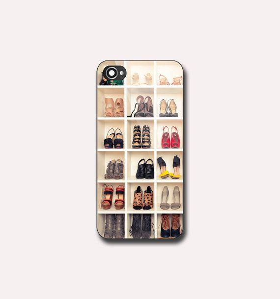 Shelf Shoes EA0128  Print on hard plastic  iPhone by ImagineCase, $14.00