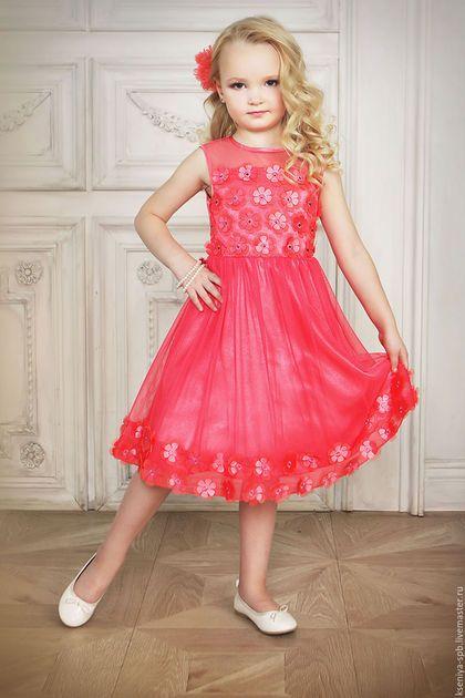 ae99d9643a53cae Одежда для девочек, ручной работы. Ярмарка Мастеров - ручная работа. Купить  Воздушное,