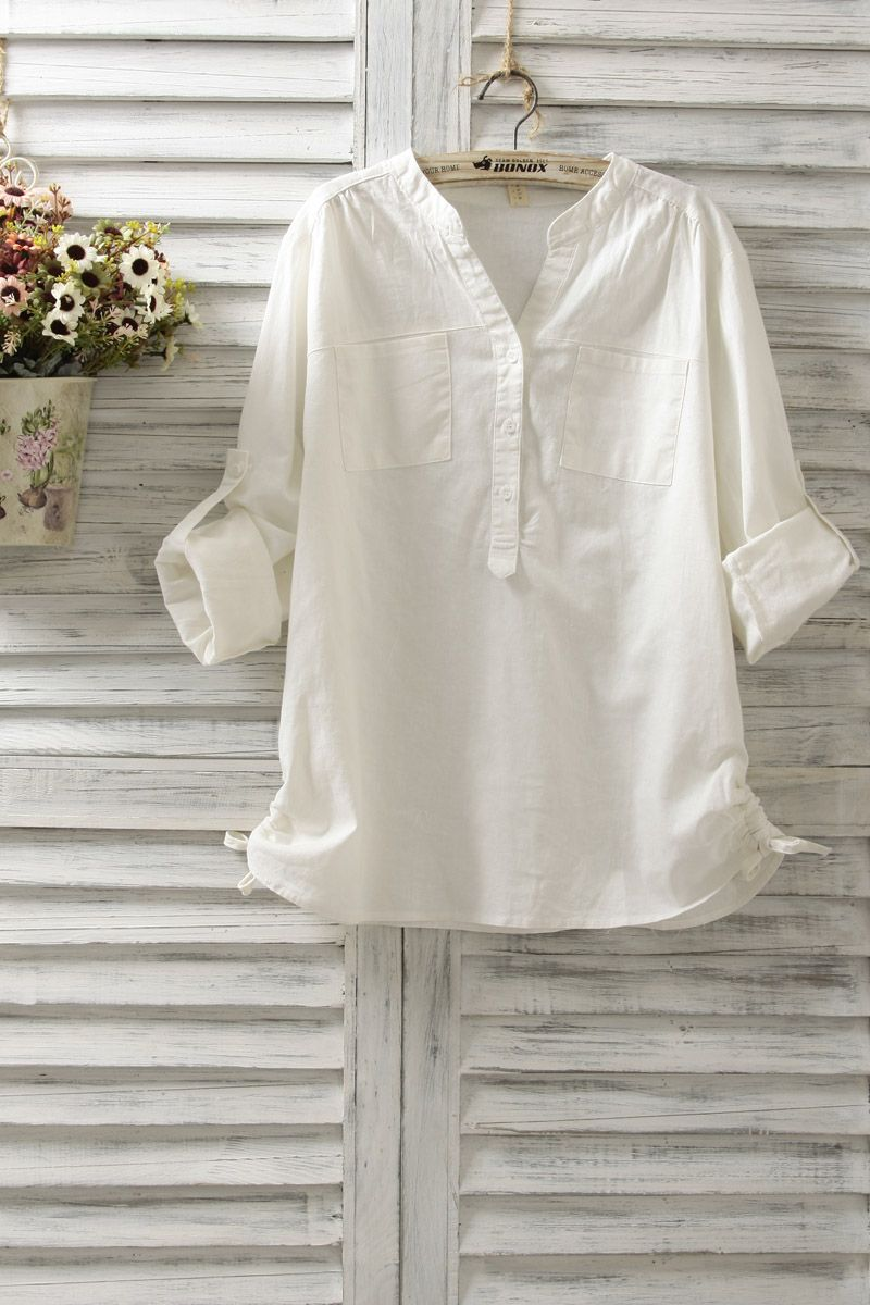 Linen Shirt For Women
