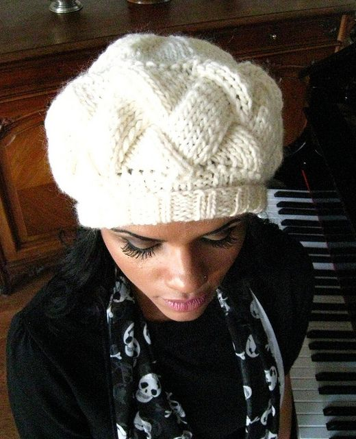 Knitting Pattern Straight Jacket : entrelac Knit crochet, Knit hats and Crochet