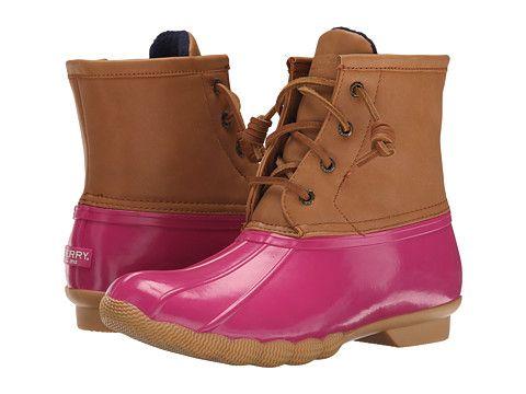 103900b402c Sperry Top-Sider Kids Saltwater Boot (Little Kid Big Kid)