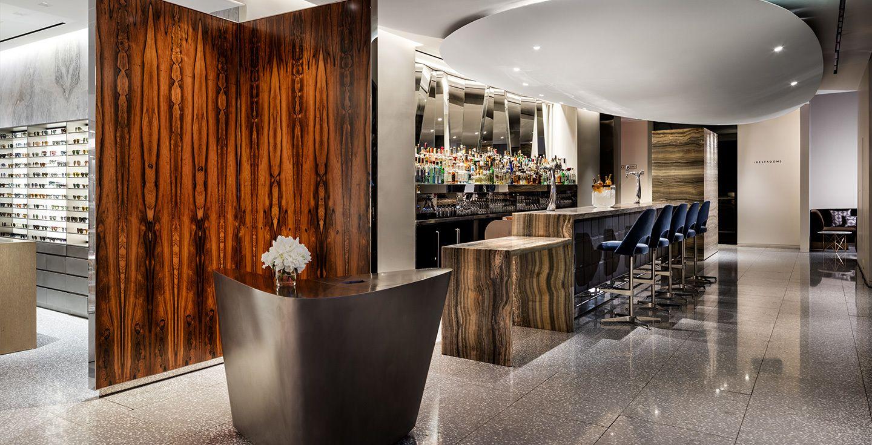 Steven Harris Architects Llp Townhouses Bar Restaurant Interior Restaurant Interior Architect