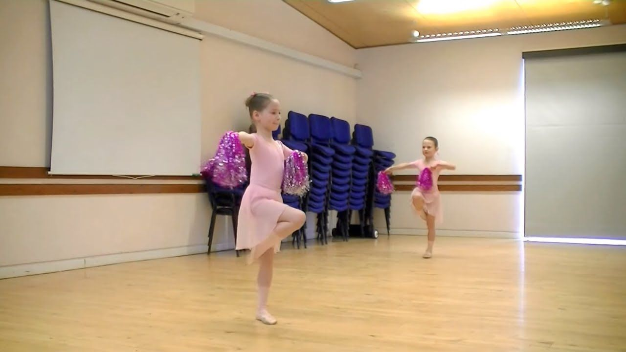 Primary Ballet Mock Exam Age 6 Years Rad Requirement Ballet
