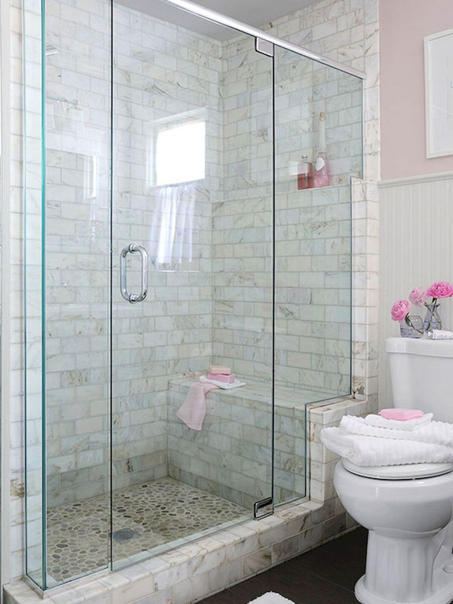 Fresh small master bathroom remodel ideas on a budget (34 | Master ...
