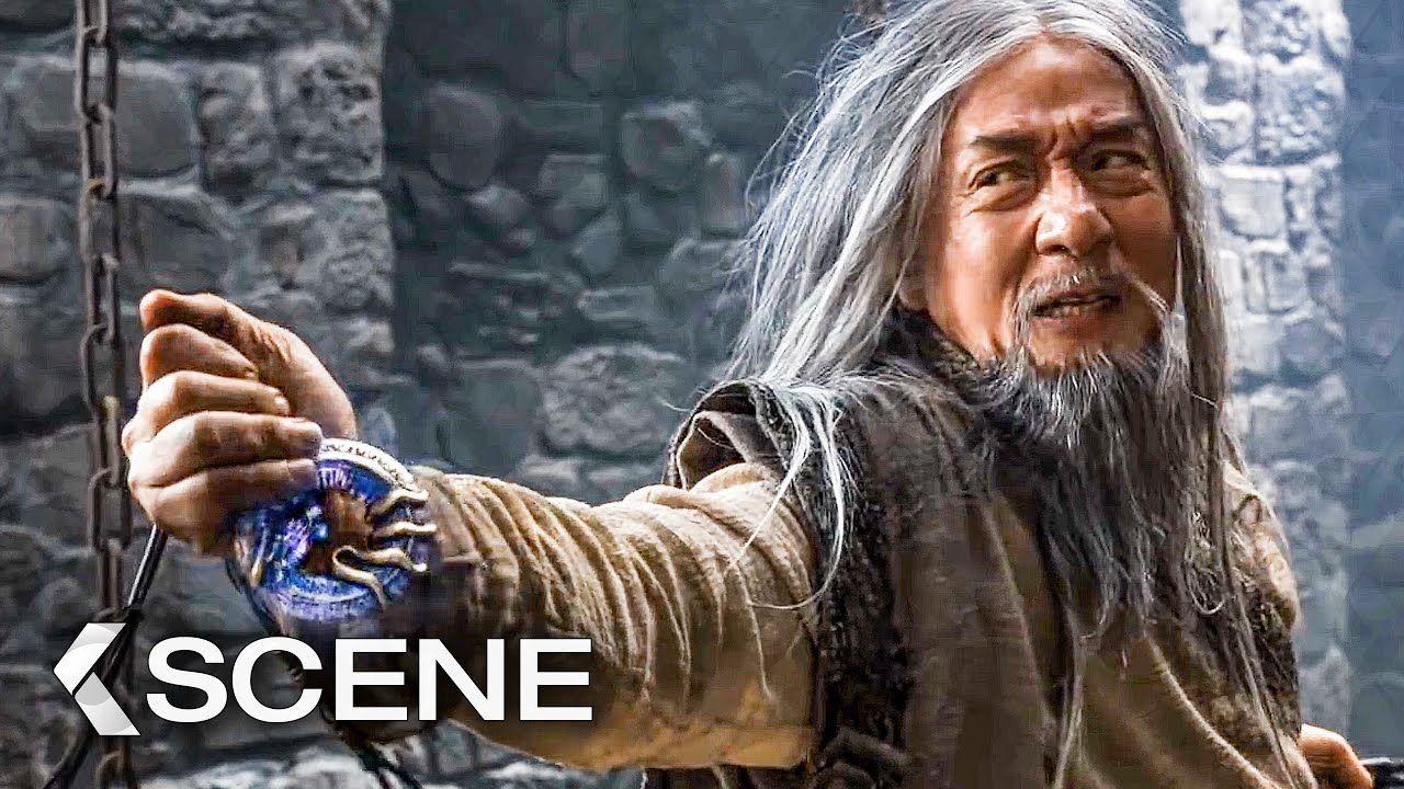 Jackie Chan Vs Arnold Schwarzenegger Prison Escape Scene The Iron Mask In 2020 Escape Movie Prison Escape Schwarzenegger
