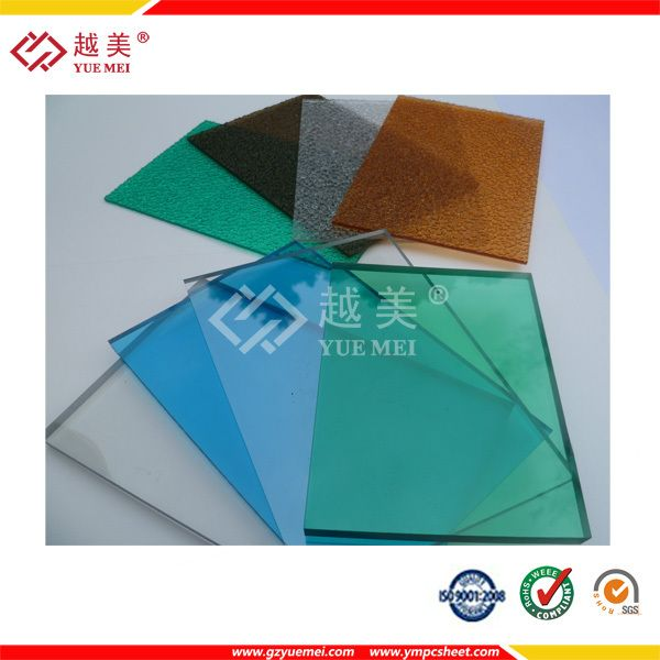 GE Lexan polycarbonate sheets for greenhouse