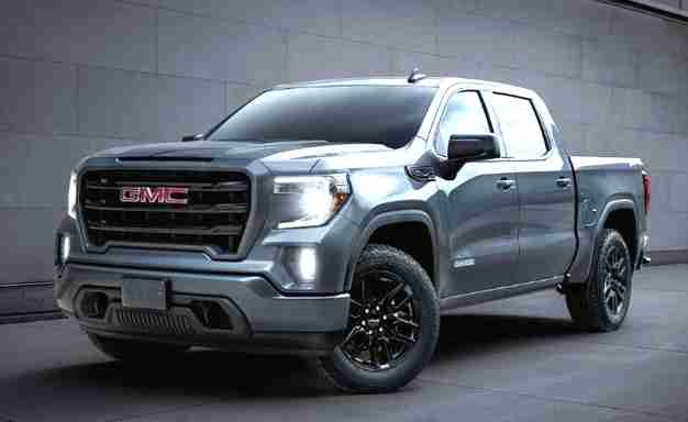 The 2020 Gmc Sierra Was An All New Version Boasting A Face Lift A