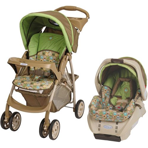 Graco Literider Travel System Zooland Neutral For Future Babies Nursery Themes