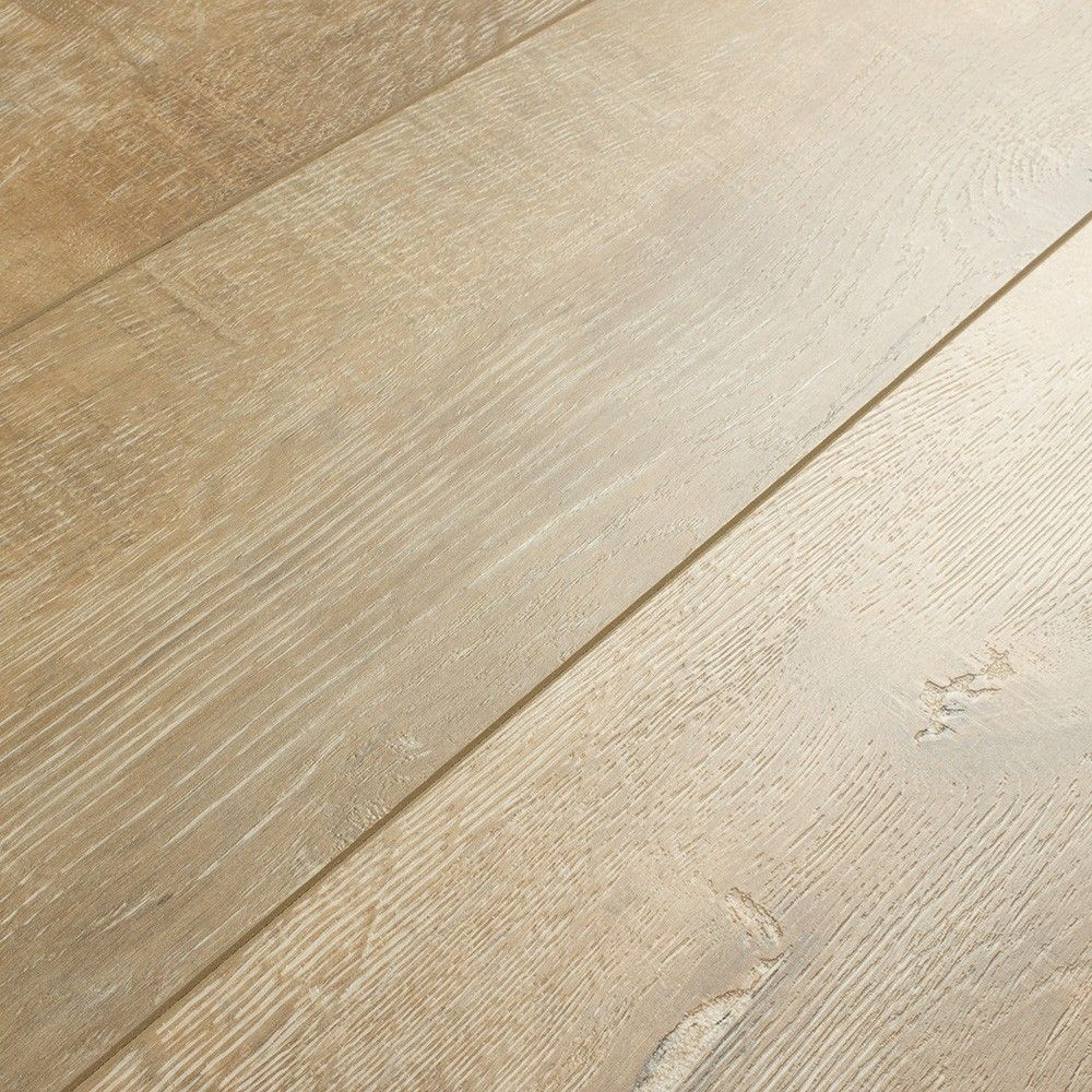 Armstrong Oak Etched Tan laminate flooring will make your guests and ...