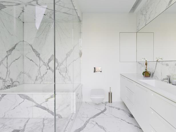 Beautiful Luxurious Bathtub Ideas And Inspiration White Marble Bathrooms Marble Bathroom Floor Modern Master Bathroom