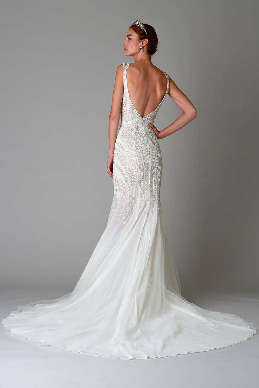 Silk Mermaid Wedding Dresses at Exclusive Wedding Decoration and ...