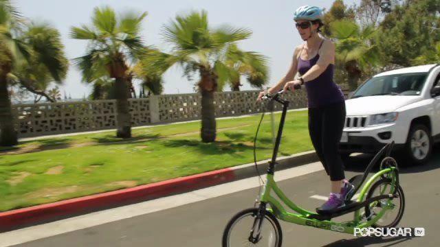 Elliptigo Outdoor Elliptical Bike Review Bike Reviews Bike