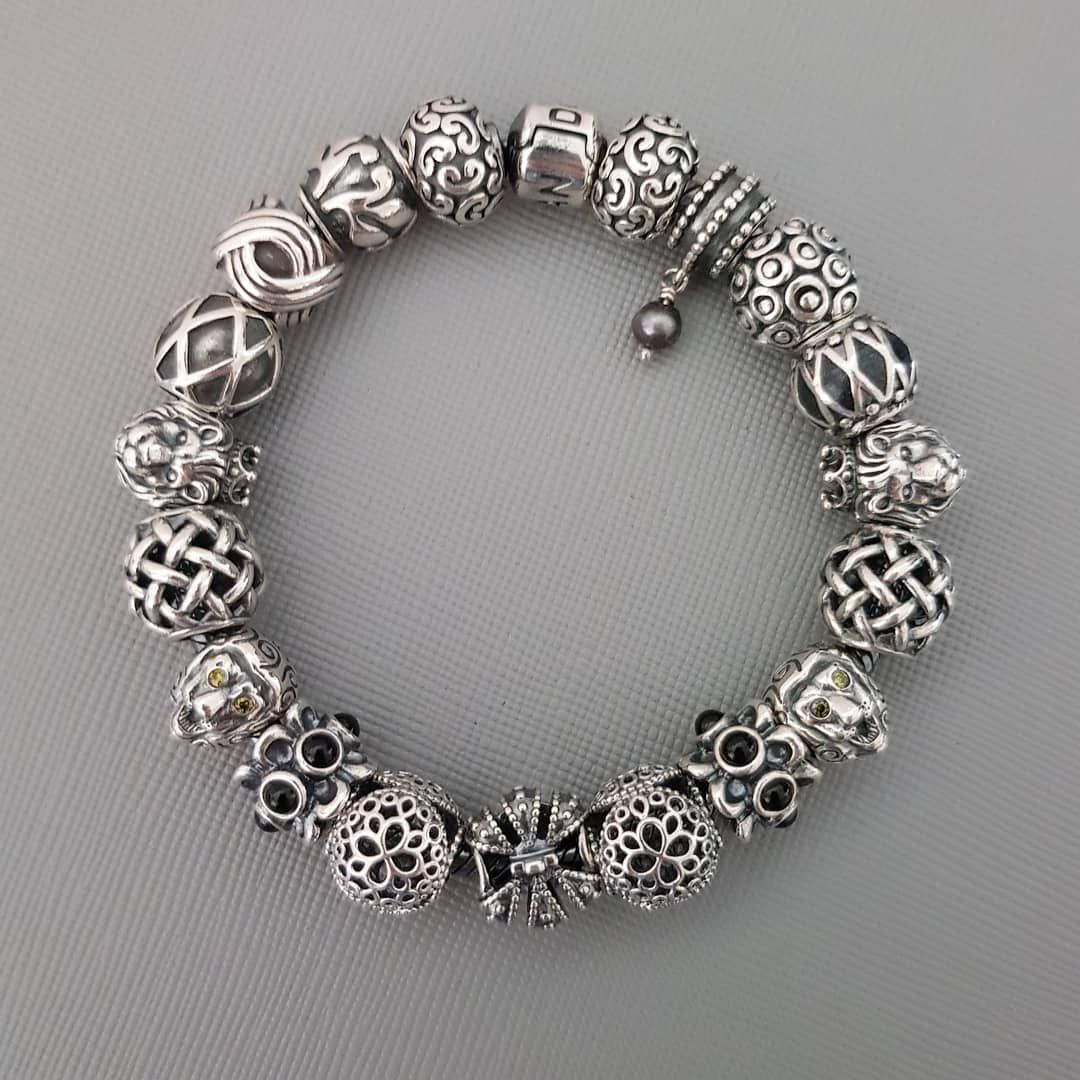 359b1e986cb33e Pandora birthstone bloom collection looks wonderful together ...