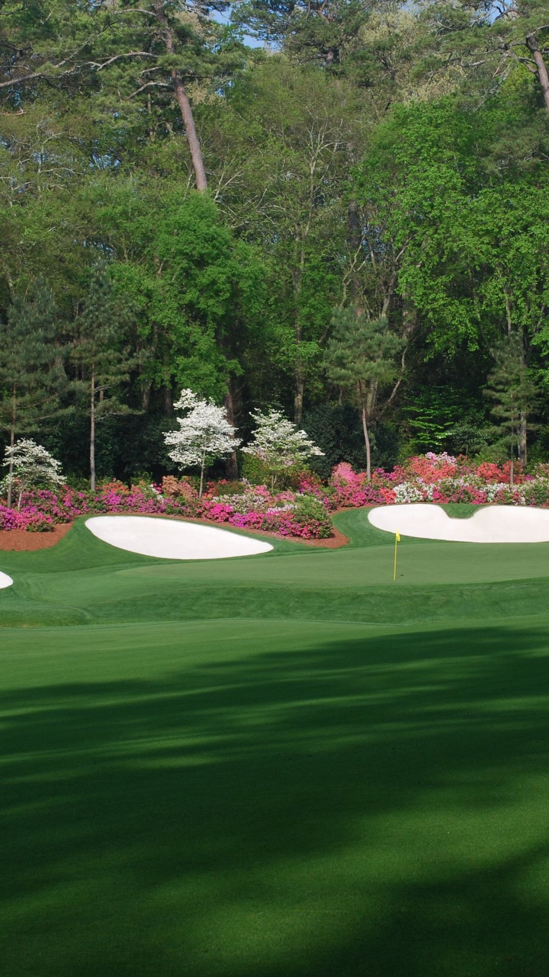 Augusta National Golf Background In 2020 Augusta National Golf Courses Golf