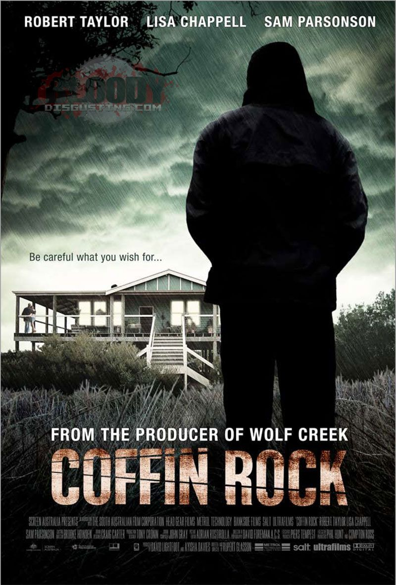 Coffin Rock Suspense Thriller Movie Covers Rock