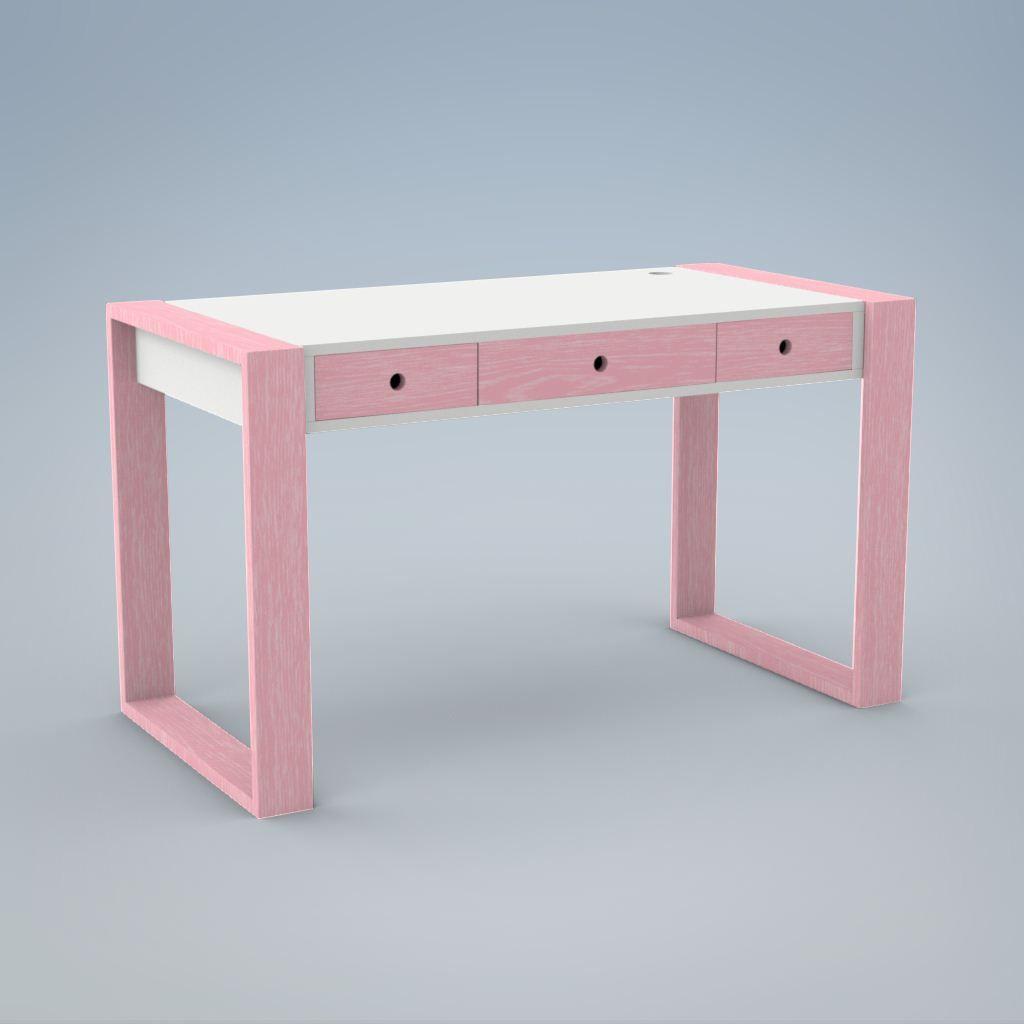 ducduc | Product | austin desk | Little Girl\'s Bedrooms | Pinterest ...