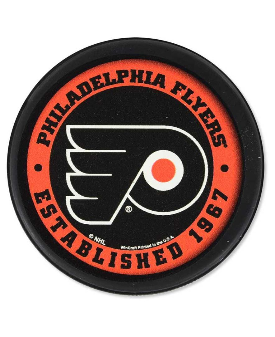 Philadelphia Flyers Officially Licensed Hockey Puck