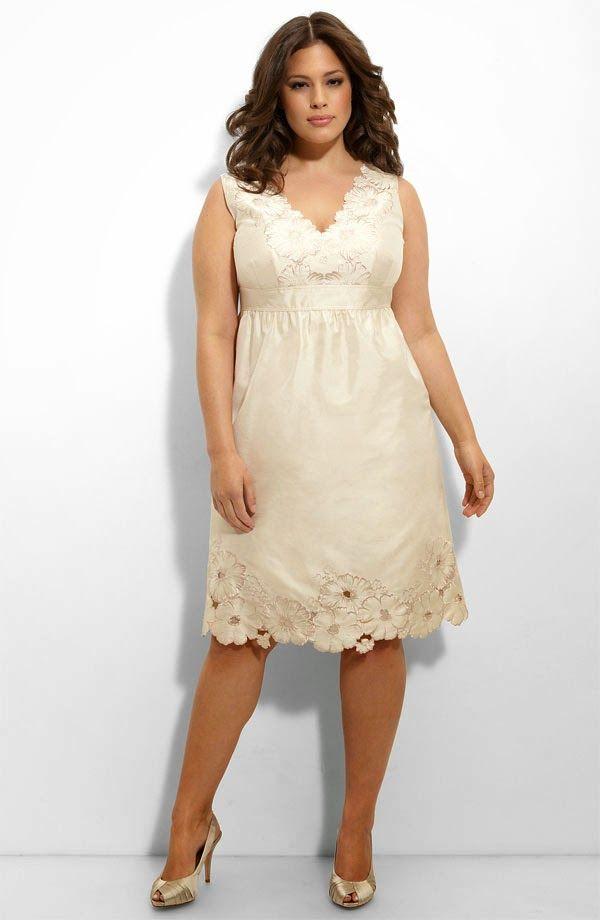 Ver fotos de vestidos de festa para gordas