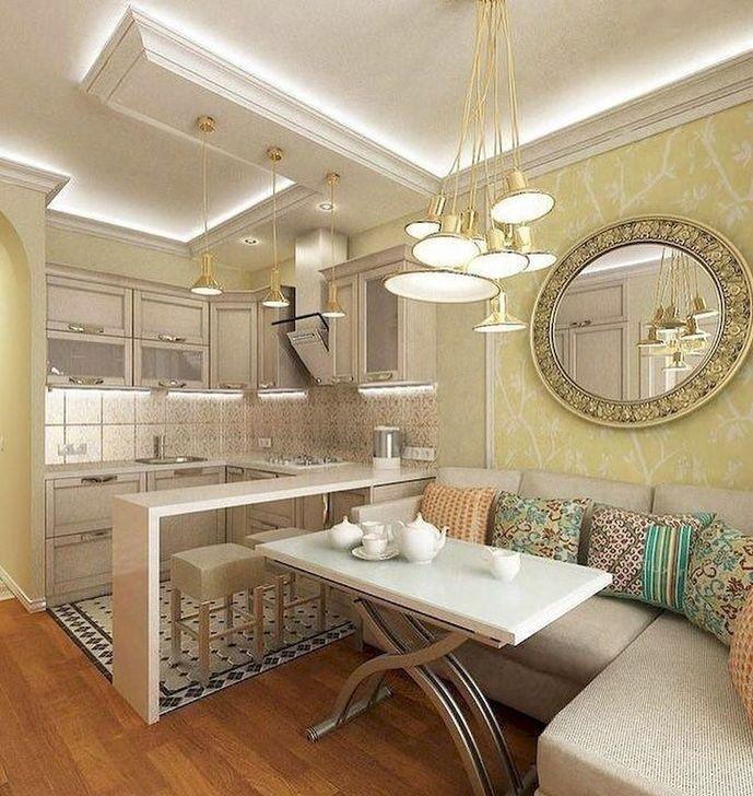 Cute Small Living Room Designs Ideas 34 in 2020   Small ...