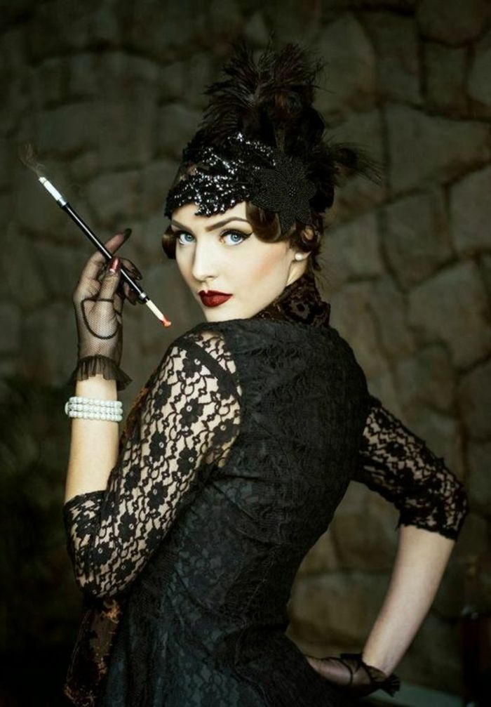 1001 id es en photo pour une tenue gatsby r ussie idda. Black Bedroom Furniture Sets. Home Design Ideas