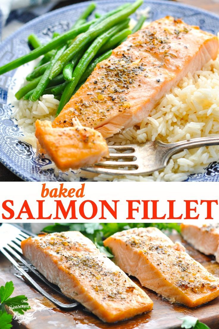 Baked Salmon Fillet Recipe Salmon Recipes Baked Salmon Fillet Recipe Cooking Salmon