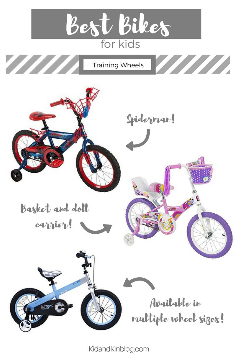 Best Bikes For Kids Bike With Training Wheels Best Kids Bike