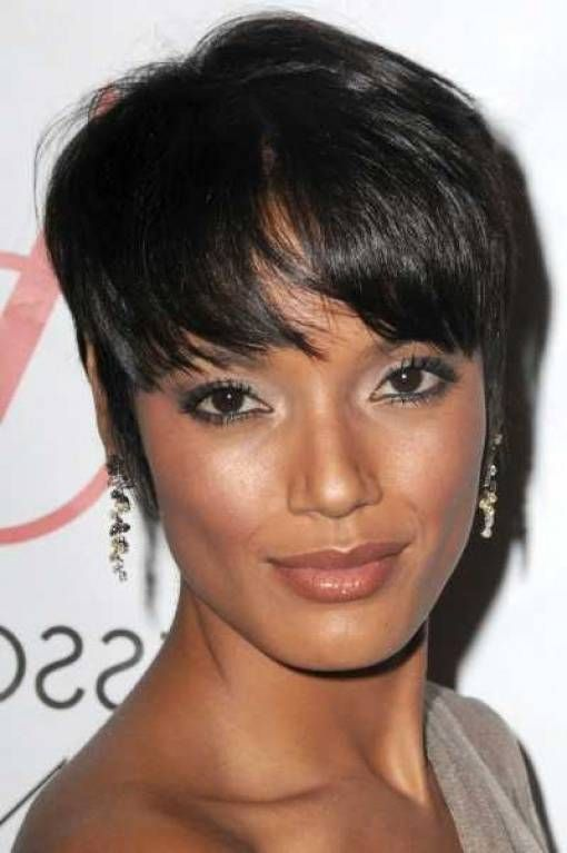 Swell 1000 Images About Hair Styles On Pinterest African American Short Hairstyles For Black Women Fulllsitofus