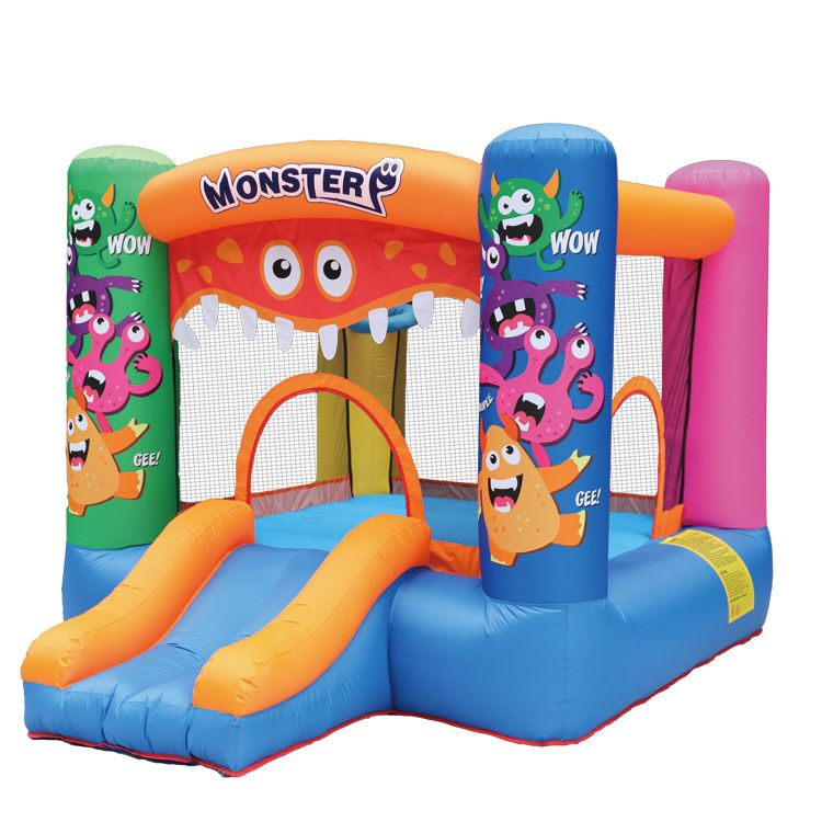 Let your hear jump free! Put a bounce house in your ...