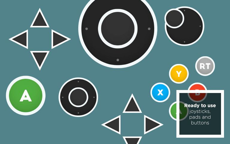 how to add android joystick control unity
